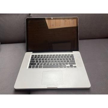 """MacBook Pro A1286 15"""" i7"""