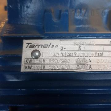 Silnik elektryczny 0,75 kw 1385 ob/min