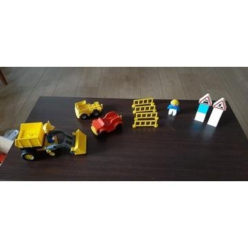 Zestaw Lego Duplo zestaw drogowy. 20 elementów.