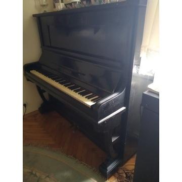 Przedwojenne pianino Wolkenhauer