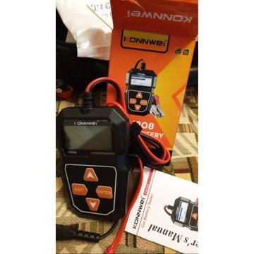 Tester akumulatorów Konnwei kw208