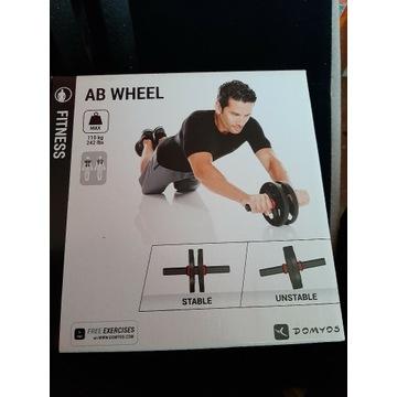 Kółko do ćwiczeń ab wheel