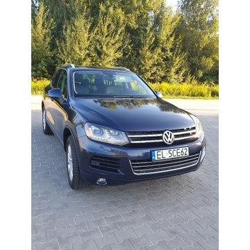 VW Touareg 3.6 v6 4x4 AWD