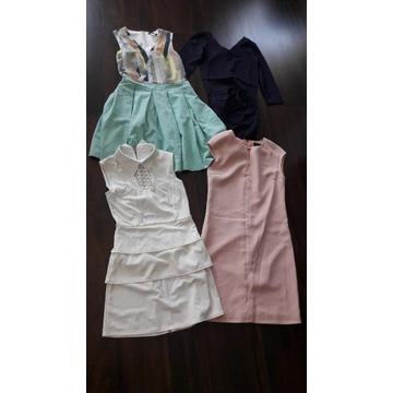 Zestaw sukienek S