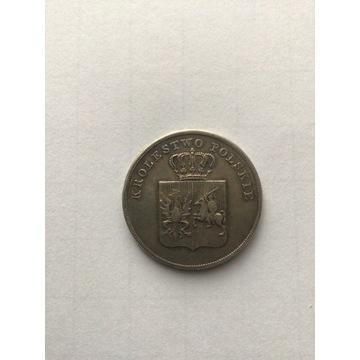 5 złotych polskich z 1831 roku