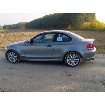 BMW E-82 123d  coupe  204 km 2009r