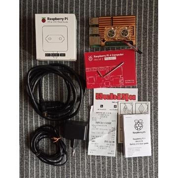 Raspberry Pi4B 8GB + chłodzenie, W-wa