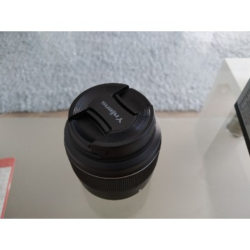 obiektyw yongnuo 50 mm f1.8S DA DSM. Sony E.