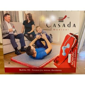 MATERAC CASADA MEDIAIR 3D Fizjoterapia, odleżyny