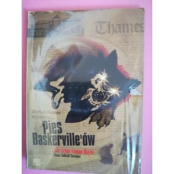 Pies Baskervilleów,  6 CD mp3
