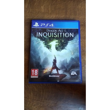 Dragon Age INKWIZYCJA INQUISITION PS4