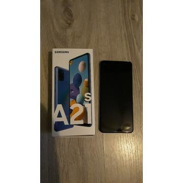Samsung Galaxy A21s jak nowy wysylka gratis w 24h
