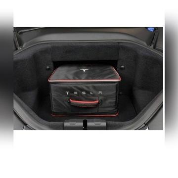 Torba, organizer do bagażnika przód Tesla S UNIKAT