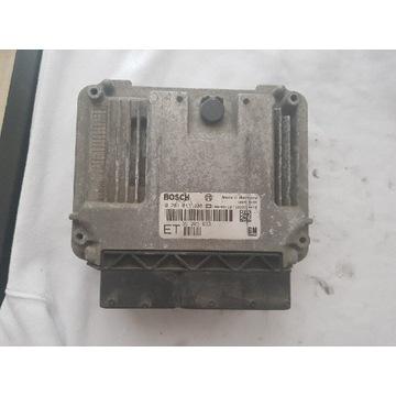 Sterownik Silnika Opel Vectra C 1.9 55205633 ET
