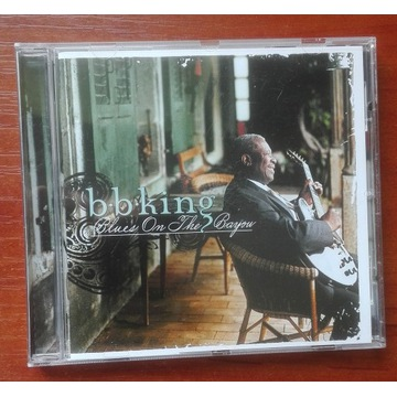 B.B. King - Blues on the Bayou CD