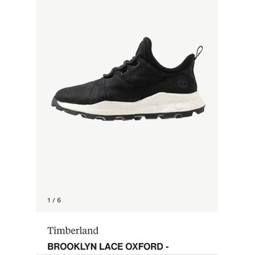 Timberland Brooklyn Lace Oxfor