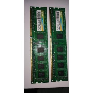 Pamięć RAM Pamięć DIMM DDR3, 4 GB, 1600 MHz, 11 CL