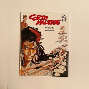 Corto Maltese Przygody Etiopskie - Hugo Pratt