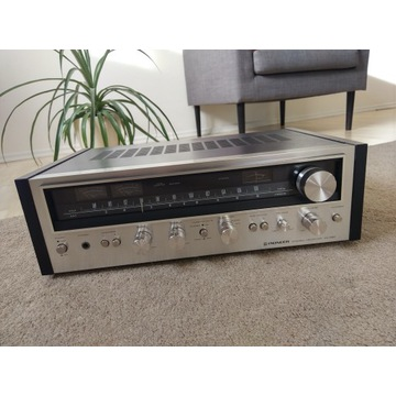 Pioneer SX-690 amplituner wzmacniacz vintage audio