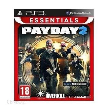 PayDay 2  Gra PS3 Playstation
