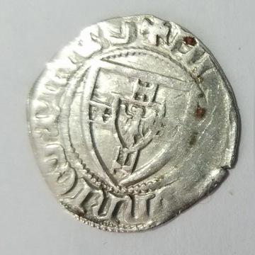 Krzyzacy, Winrych von Kniprode , szelag, srebro