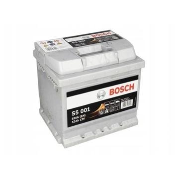Akumulator 12V 52Ah 520A BOSCH S5 NOWY MODEL