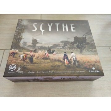 Gra Scythe - pudełko