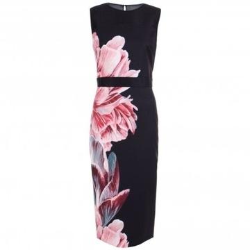 Ted Baker sukienka tulipany
