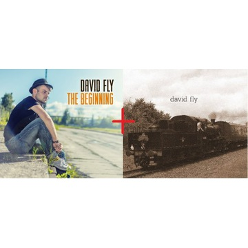 Komplet dwóch płyt David Fly