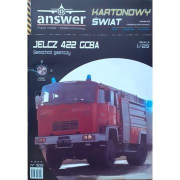 bojowy wóz strażacki ANSWER.