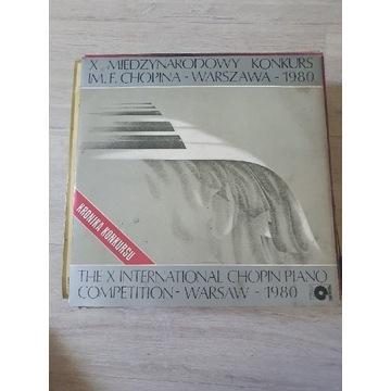 10 konkurs IM F Chopina 1980r