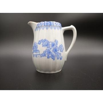 Porcelana mlecznik china blau wzór Tuppack