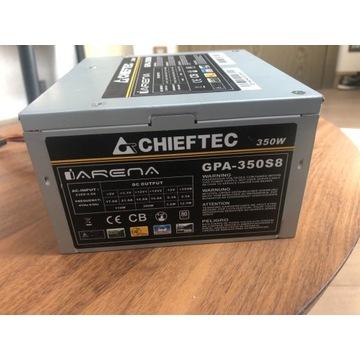 Zasilacz Chieftec iArena 350W GPA-350S8