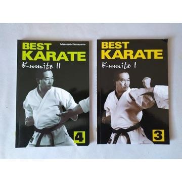 BEST KARATE - M.NAKAYAMA, Kumite 1 i Kumite 2
