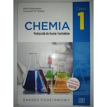 CHEMIA 1 Podręcznik do liceów i techników