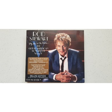 ROD STEWART - THE GREAT AMERICAN SONGBOOK V /IDEAŁ