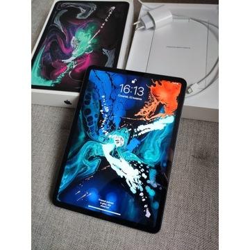 iPad Pro 11 64GB Jak nowy Na gwarancji +Gratisy