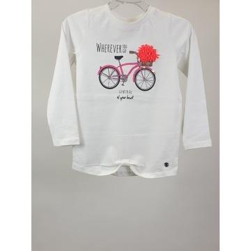T-shirt Tom Tailor długi rękaw dla dziewczynki 104