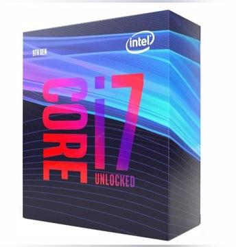 Procesor Intel Core i7 9700k