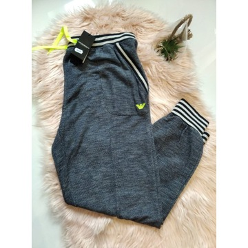 Spodnie dresowe meskie Emporio Armani