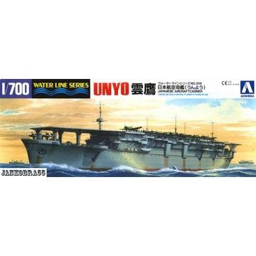 Japoński lotniskowiec UNYO