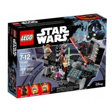 LEGO 75169 STAR WARS POJEDYNEK NA NABOO