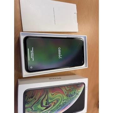 iPhone XS Max, 4/64gb, Space Grey, ideał, iOS 15