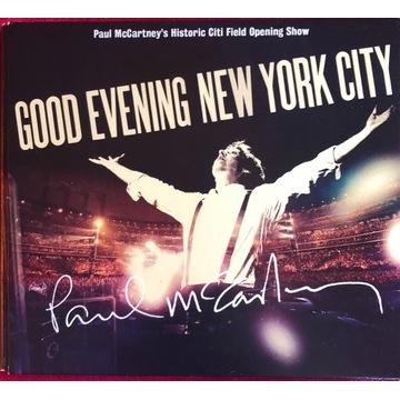 Paul McCartney - Good Evening New York City