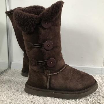 UGG Australia damskie buty zimowe saszki W7 38