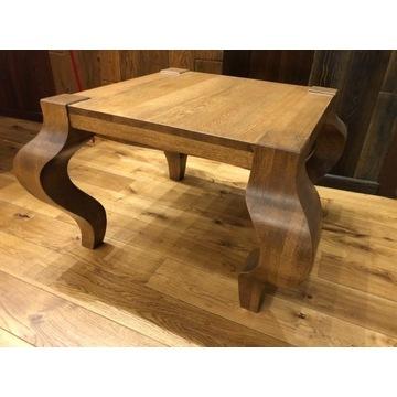 Stół stolik kawowy lite drewno