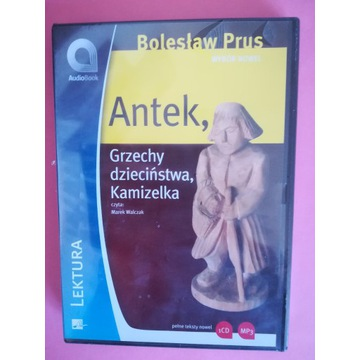 Antek, Grzechy dzieciństwa, Kamizelka CD mp3