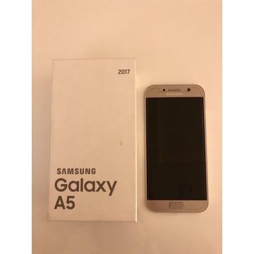 Samsung galaxy A5 złoty
