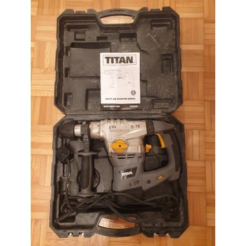 Młotowiertarka Titan SDS278 -      S17