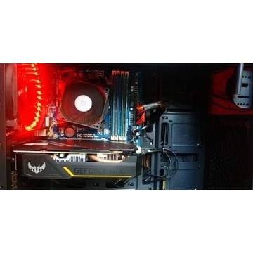GIGABYTE GA-B75M-D3H+ i5 3450+4x2GB+ stock.